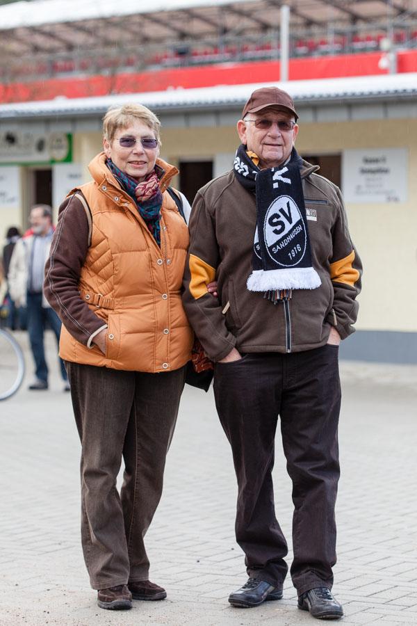 Sandhausen Anhänger