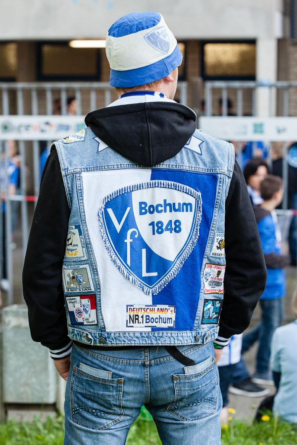 Anhänger von VFL Bochum