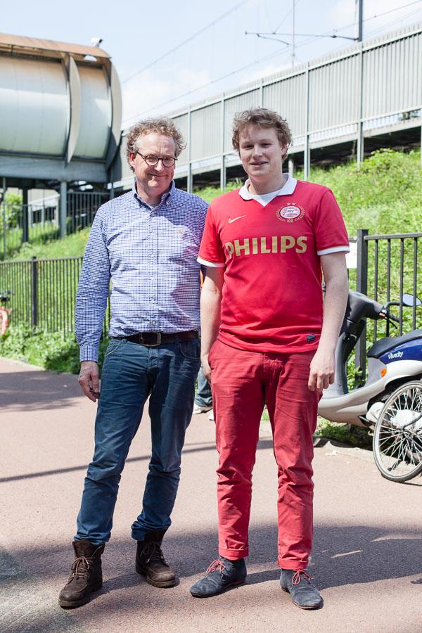 Anhänger von PSV Eindhoven