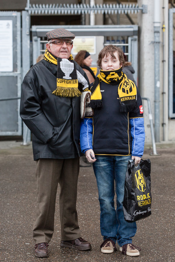 Anhänger von Roda Kerkrade