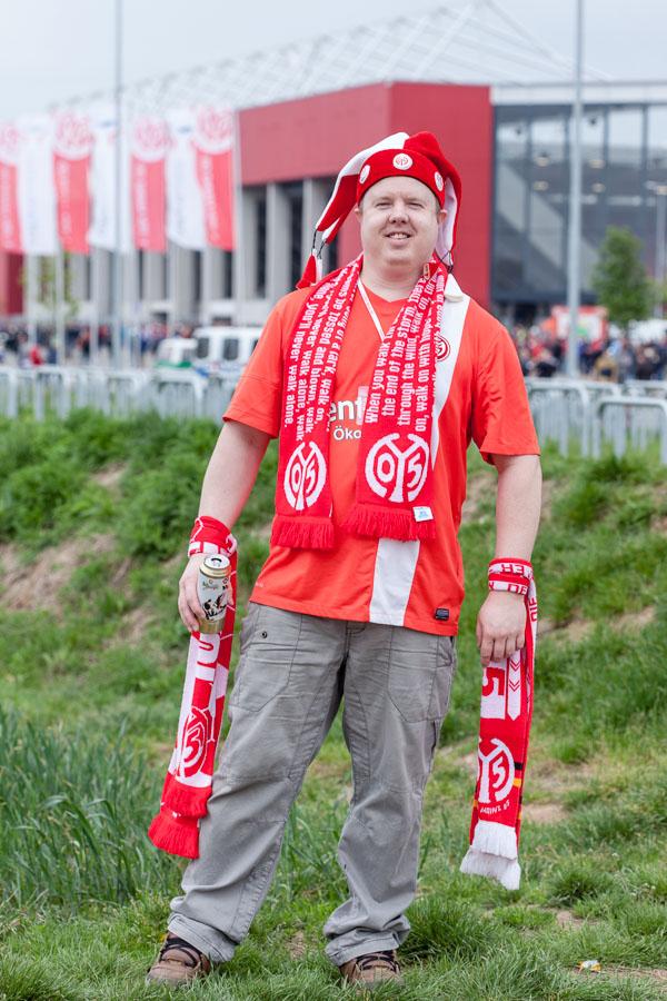 Anhänger von Mainz 05