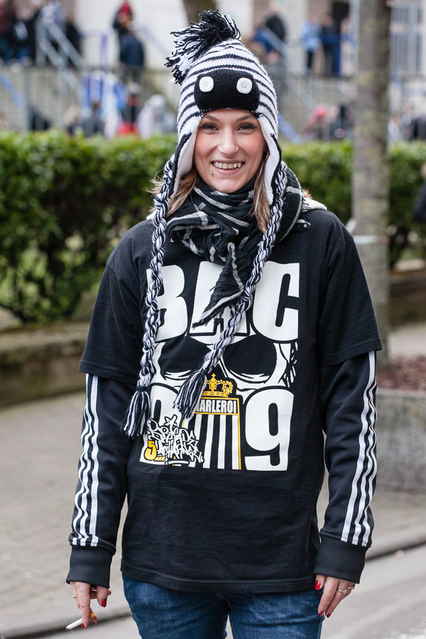 Fan von Sporting Charleroi